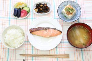 日本人の和朝食メニュー