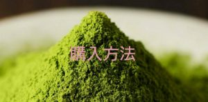出雲抹茶専門店の桃翠園 抹茶テリーヌの購入方法