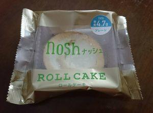 糖質制限食の宅配サービスnoshのロールケーキプレーン