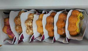 ミスタードーナツ期間限定さつまいもド全5種類